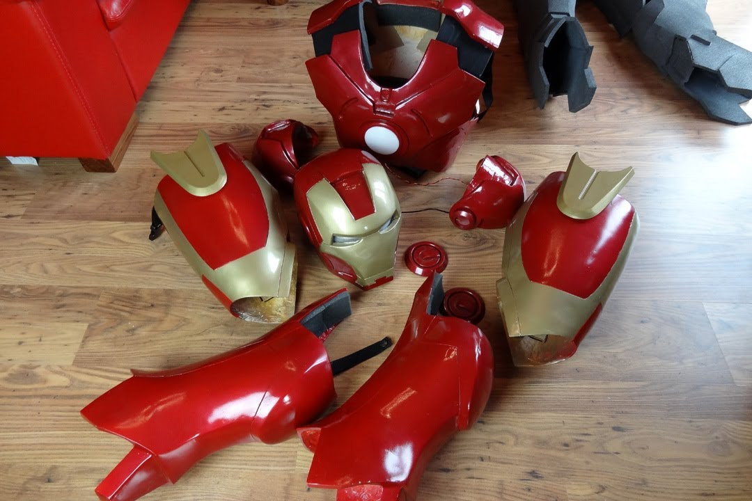 [VIDEO] Iron Man Suit For Real