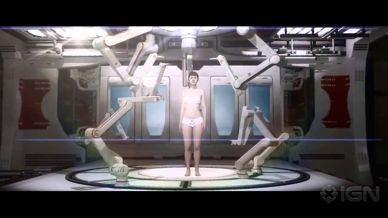 [VIDEO] Kara The Lovely Humanoid