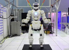 [VIDEO] Meet Valkyrie: NASA's Superhero Robot