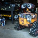 [VIDEO] Real Wall-E