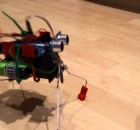 Arduino Insect Robot